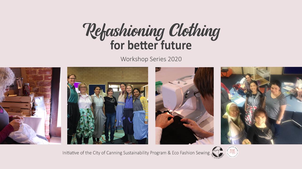 Refashioning Clothing